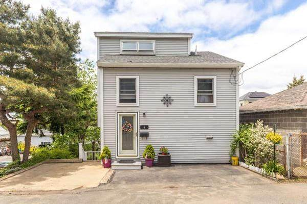 6 Dodge St, Gloucester, MA 01930 (MLS #72663918) :: DNA Realty Group