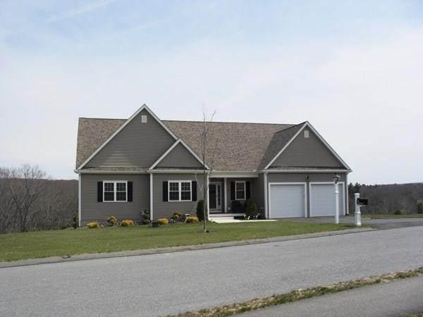 Lot 82 Glenside Drive, Blackstone, MA 01504 (MLS #72664223) :: Walker Residential Team