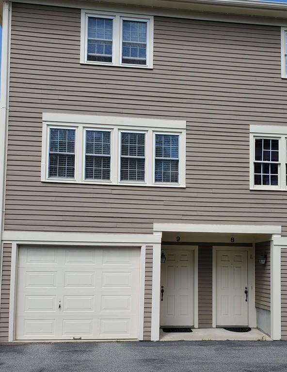 450 Rock St #9, Fall River, MA 02720 (MLS #72664446) :: Spectrum Real Estate Consultants