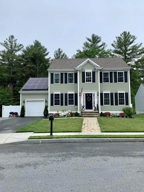 145 Mate Dr, New Bedford, MA 02745 (MLS #72664489) :: Spectrum Real Estate Consultants