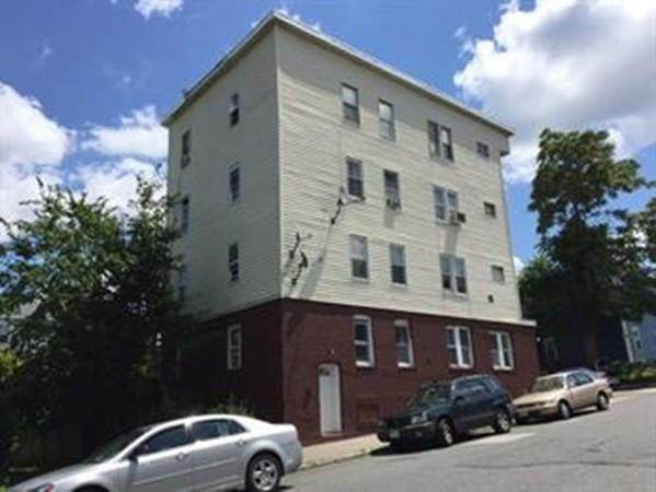 33 Coral Street, Worcester, MA 01604 (MLS #72664600) :: The Seyboth Team