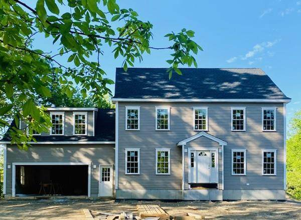 Lot 1 Caswell St., Taunton, MA 02718 (MLS #72664659) :: The Seyboth Team