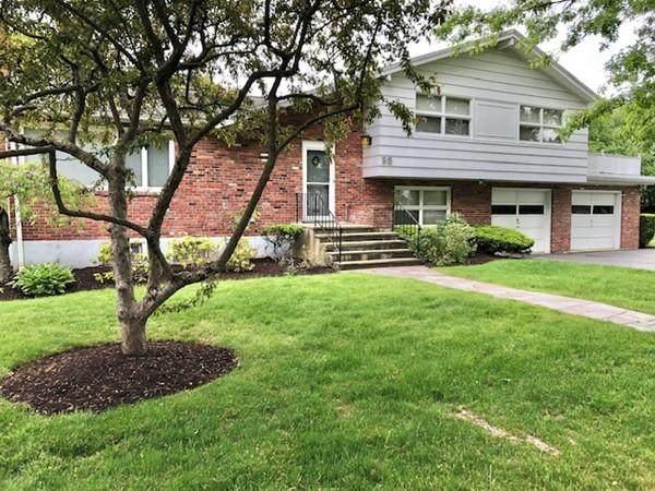95 Peregrine Rd, Newton, MA 02459 (MLS #72664733) :: Berkshire Hathaway HomeServices Warren Residential