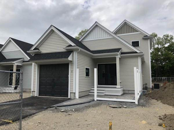 1 Lenox Lane #1, Easton, MA 02375 (MLS #72664760) :: Berkshire Hathaway HomeServices Warren Residential
