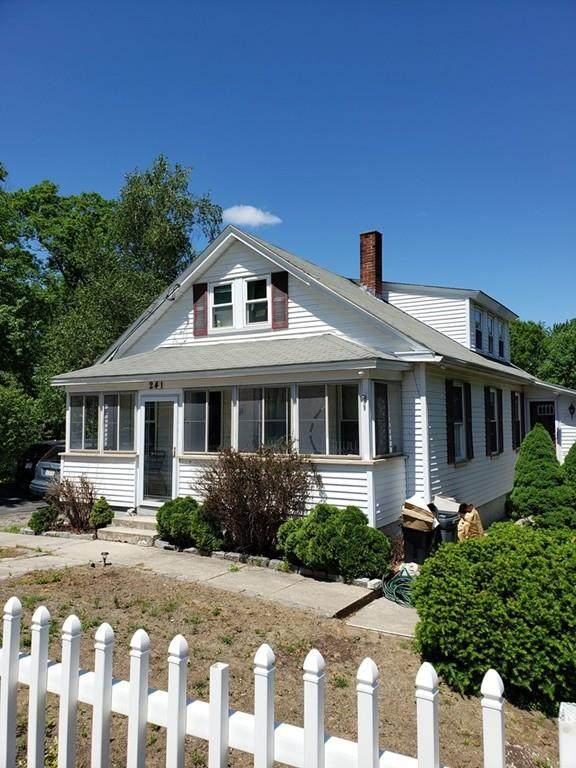 241 N Lowell St, Methuen, MA 01844 (MLS #72665214) :: Maloney Properties Real Estate Brokerage