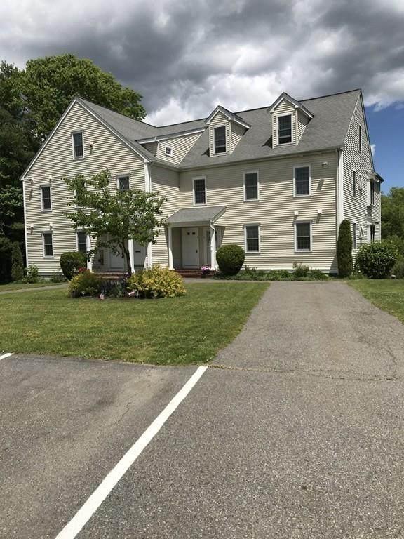 234 Liberty #8, Hanson, MA 02341 (MLS #72665250) :: Maloney Properties Real Estate Brokerage