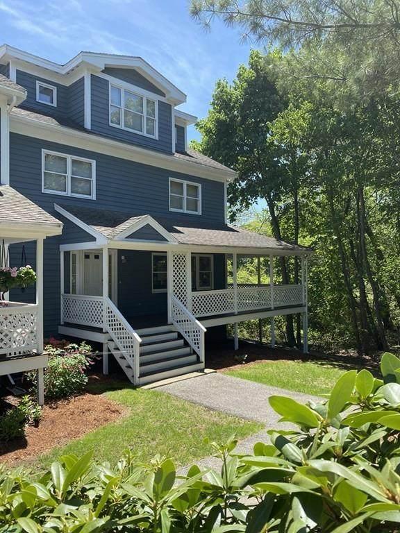 2 Carnation Cir F, Reading, MA 01867 (MLS #72665865) :: Welchman Real Estate Group
