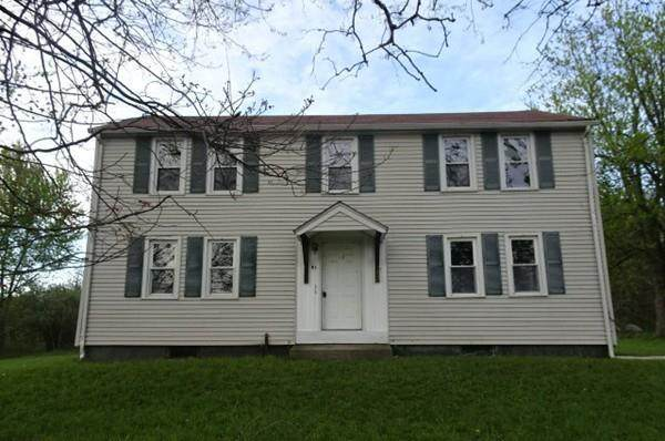 43 East St, Granby, MA 01033 (MLS #72666414) :: Berkshire Hathaway HomeServices Warren Residential