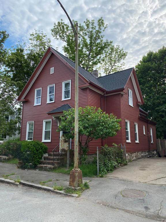 209 Chestnut Street, New Bedford, MA 02740 (MLS #72667047) :: The Seyboth Team
