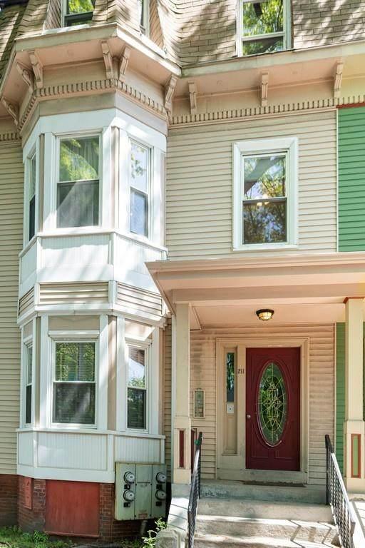 211 Harvard Street #2, Cambridge, MA 02139 (MLS #72667443) :: Team Tringali