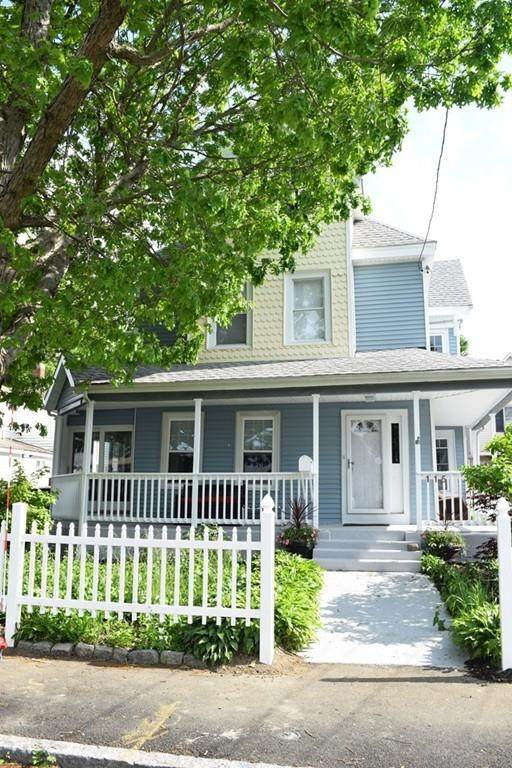 115 Turner St, Quincy, MA 02169 (MLS #72668273) :: RE/MAX Unlimited