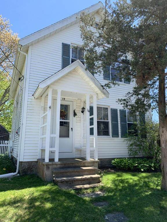14 Prospect St, Wareham, MA 02532 (MLS #72670863) :: Berkshire Hathaway HomeServices Warren Residential