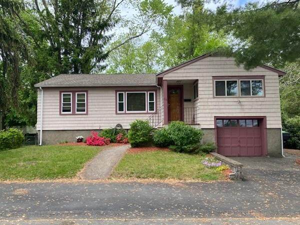 64 Fisher Rd, Dedham, MA 02026 (MLS #72674476) :: The Seyboth Team