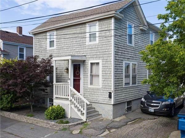 2 Wilson St, Bristol, RI 02809 (MLS #72675442) :: Westcott Properties