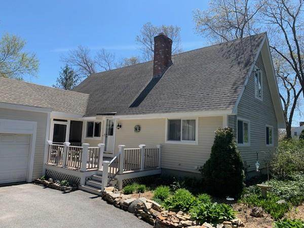 36 Old Pine Island Road, Newbury, MA 01951 (MLS #72677599) :: Team Tringali