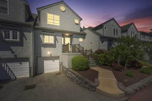 174 Queen St 3C, Falmouth, MA 02540 (MLS #72678344) :: Westcott Properties