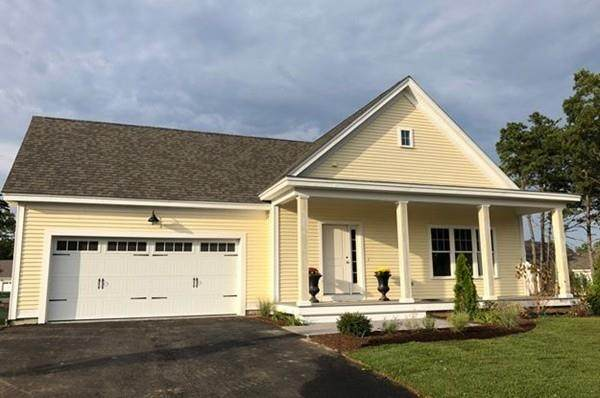 28 Bearberry Path #28, Plymouth, MA 02360 (MLS #72678875) :: Trust Realty One