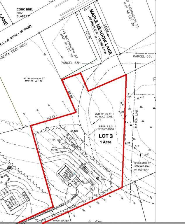 Lot 3 Oakland Terrace, Groveland, MA 01834 (MLS #72680681) :: EXIT Cape Realty