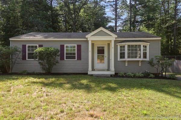 8 Juniper Lane, Georgetown, MA 01833 (MLS #72682204) :: Westcott Properties