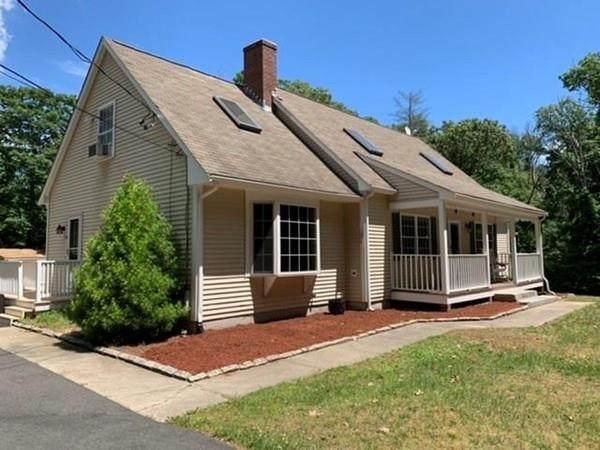 212 Pound Road, Cumberland, RI 02864 (MLS #72682843) :: Spectrum Real Estate Consultants