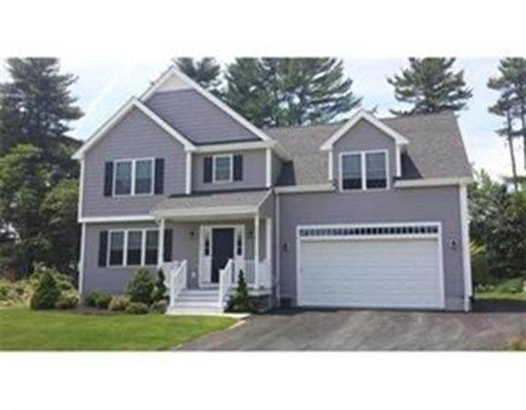 16 Hillcrest Circle #19, Norwell, MA 02061 (MLS #72683061) :: The Gillach Group