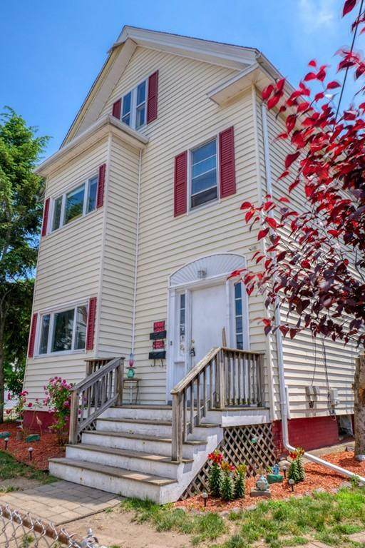 86 W Chestnut St, Brockton, MA 02301 (MLS #72683591) :: Trust Realty One