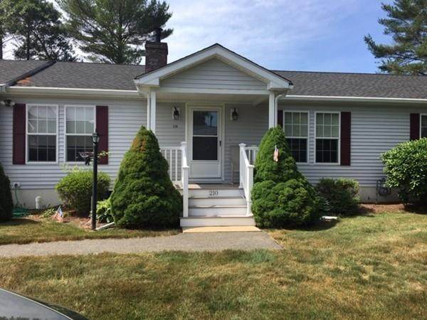 210 Amber Road, Middleboro, MA 02346 (MLS #72683683) :: EXIT Cape Realty