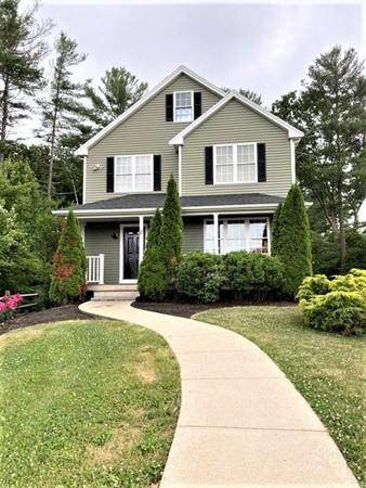 2 Thompson Street, Middleboro, MA 02346 (MLS #72683958) :: DNA Realty Group