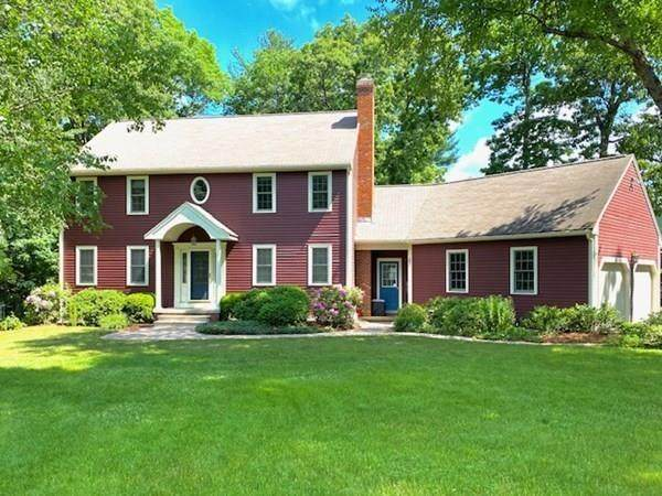 2 Heather Lane, Sterling, MA 01564 (MLS #72684605) :: The Duffy Home Selling Team
