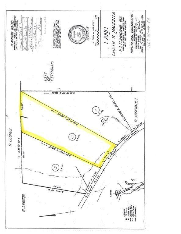 Lot 2 Rindge Rd, Fitchburg, MA 01420 (MLS #72684727) :: RE/MAX Vantage