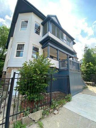 72 Georgia Street #2, Boston, MA 02121 (MLS #72685170) :: Spectrum Real Estate Consultants