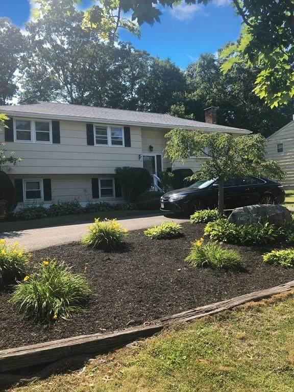 45 Rockland Drive, Brockton, MA 02301 (MLS #72685172) :: Spectrum Real Estate Consultants
