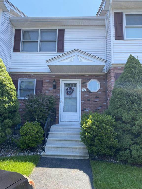 55 Empire Street #72, Chicopee, MA 01013 (MLS #72685557) :: RE/MAX Vantage