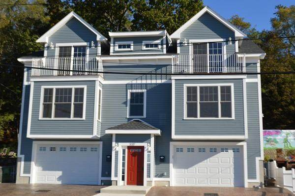 227 Gladstone St #2, Boston, MA 02128 (MLS #72686540) :: Kinlin Grover Real Estate