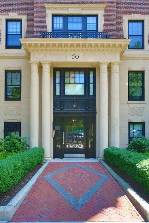 50 Commonwealth Ave #604, Boston, MA 02116 (MLS #72687167) :: Charlesgate Realty Group