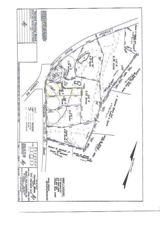 120 Pinnacle Rd Lot 3, Harvard, MA 01451 (MLS #72687847) :: Kinlin Grover Real Estate