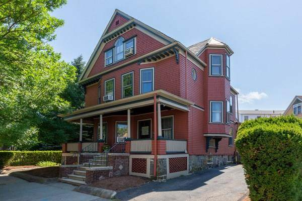 144 Boston Avenue, Somerville, MA 02144 (MLS #72687874) :: Boylston Realty Group