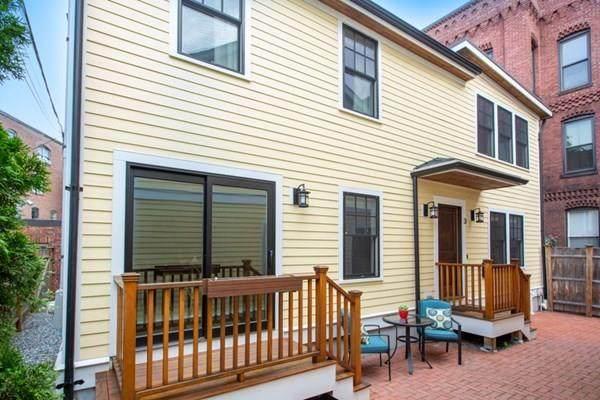 17 Davis Ave #3, Brookline, MA 02445 (MLS #72687892) :: Boylston Realty Group