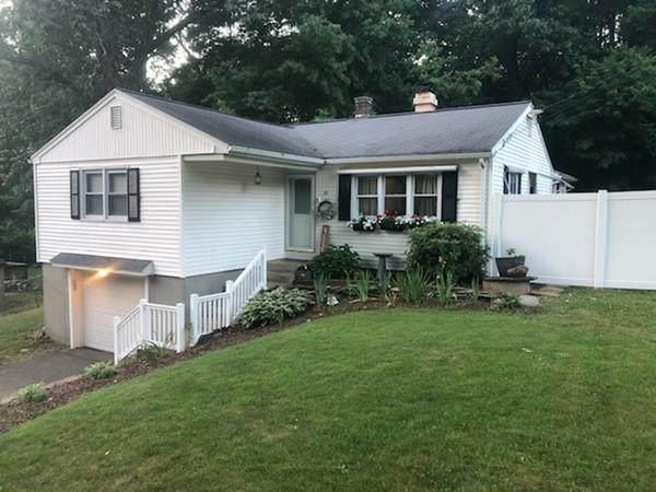 32 Knollwood Dr, Westfield, MA 01085 (MLS #72687928) :: Westcott Properties