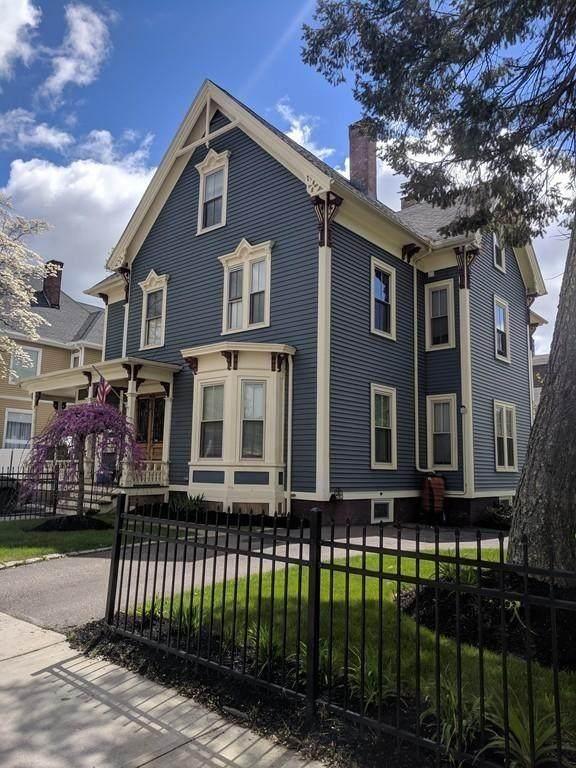 919 Main St, Worcester, MA 01610 (MLS #72688004) :: Westcott Properties