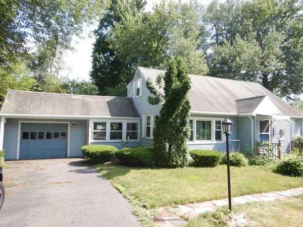 12 Cooley Avenue, East Longmeadow, MA 01028 (MLS #72688057) :: Westcott Properties