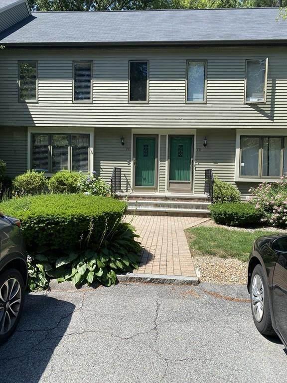 7 Village Way C, Norton, MA 02766 (MLS #72688250) :: The Gillach Group