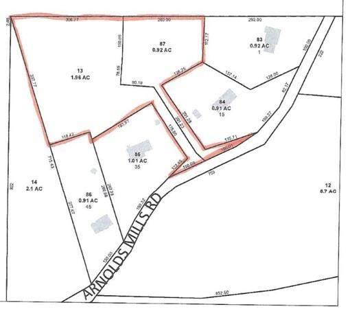 31 Arnold Mills Road, North Attleboro, MA 02760 (MLS #72688922) :: RE/MAX Unlimited