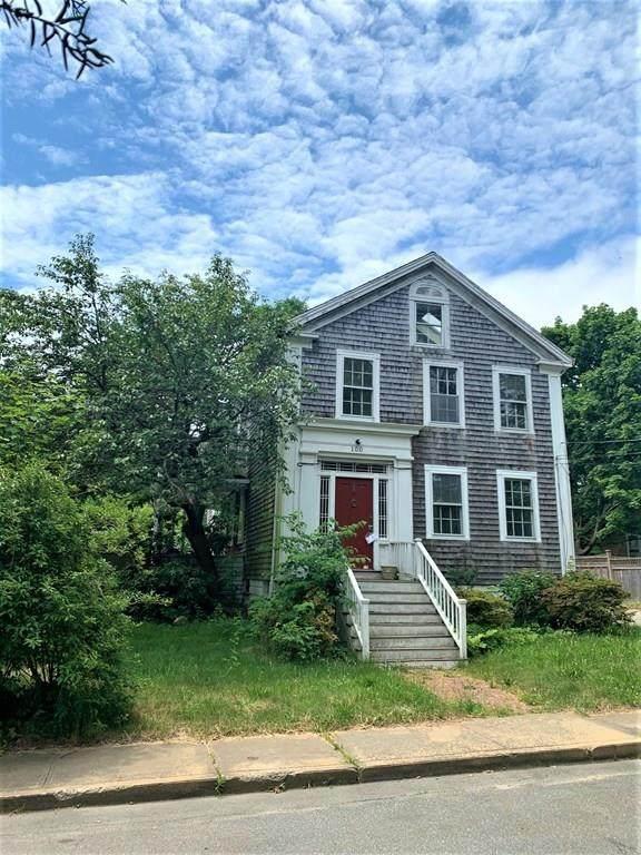 100 Center St, Tisbury, MA 02568 (MLS #72689450) :: Kinlin Grover Real Estate