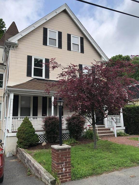 34 Pleasant, Boston, MA 02136 (MLS #72689460) :: Westcott Properties