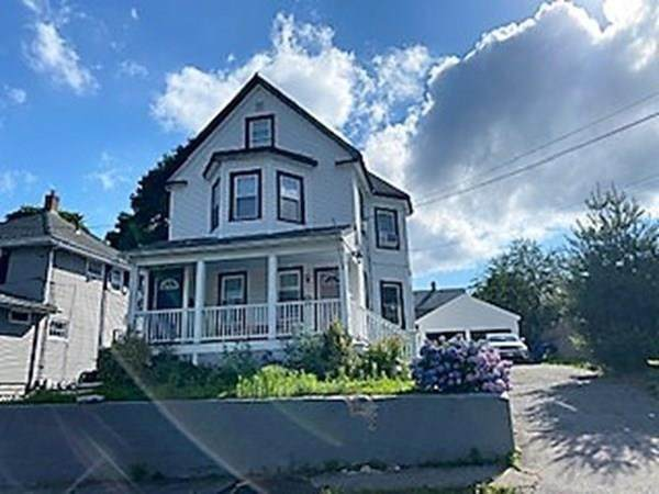 33 Berlin Ave #1, Milton, MA 02186 (MLS #72689822) :: Kinlin Grover Real Estate