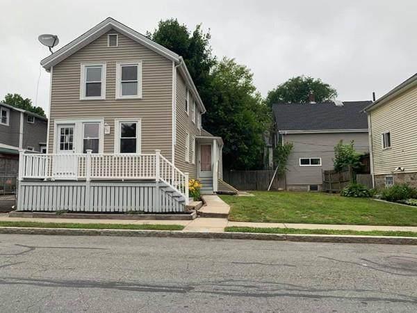 206 Park St, New Bedford, MA 02740 (MLS #72690481) :: RE/MAX Vantage