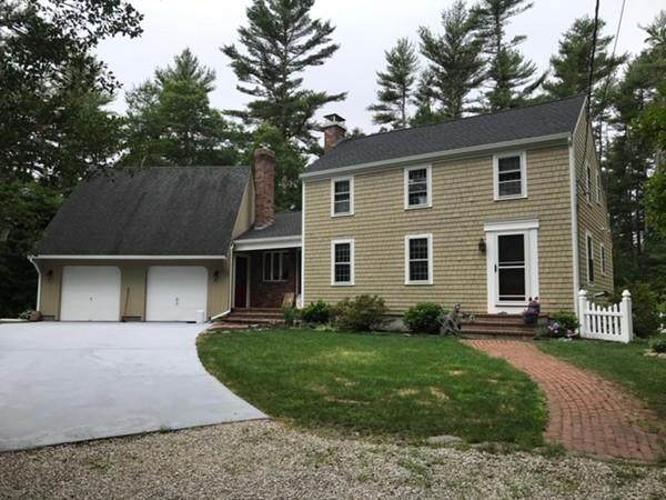 113 Walnut Plain Rd, Rochester, MA 02770 (MLS #72690673) :: Anytime Realty