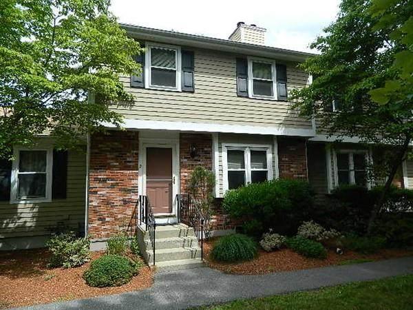 1 Robin Cir #2, Norton, MA 02766 (MLS #72691197) :: Westcott Properties