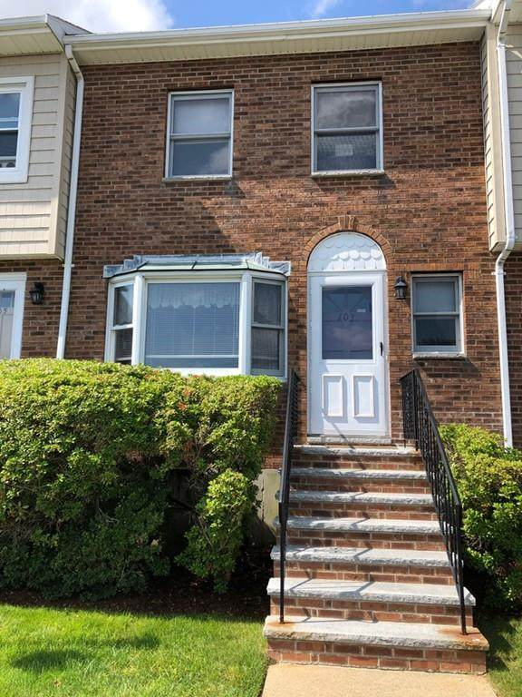 105 Franklin Ave #103, Revere, MA 02151 (MLS #72691284) :: The Seyboth Team